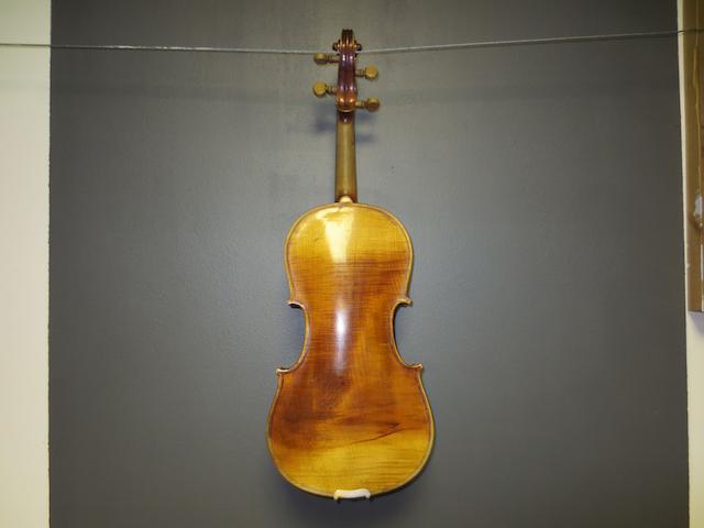 A Saxon Violin circa 1900