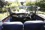1949 Allard MI Drophead Coupe