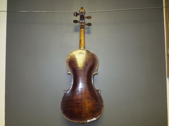 A Violin of the English School circa 1880 (1)