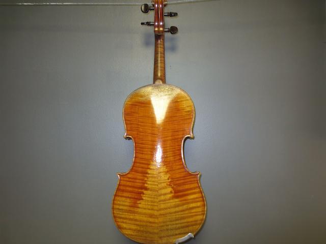 A French Violin of the H. Derazey School circa 1880 (1)