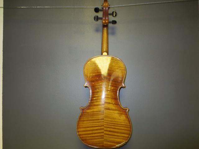 Two Violins circa 1900 (2)