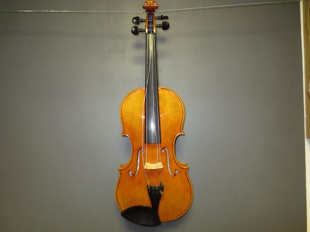 A Violin by Elspeth Rowe 1996 (1)