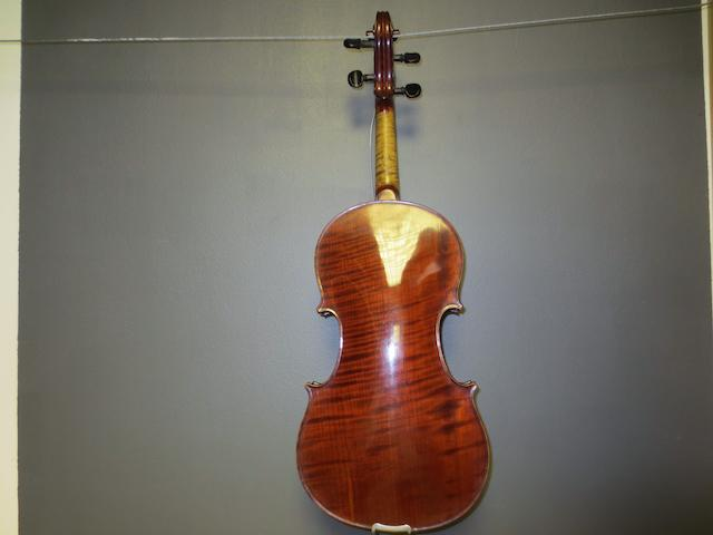 A French Violin by Buthod, Paris, circa 1900 (3)