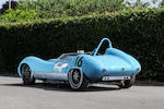 1960 Lola Mk1 Sports Racer  Chassis no. BR27B Engine no. 6305