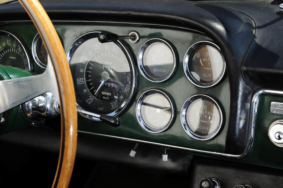 In the current family ownership for 40 years,1961 Ferrari 250GT Series II Cabriolet  Chassis no. 2943GT Engine no. 2943GT