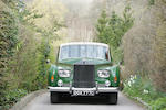 40,000 miles from new,1961 Rolls-Royce Phantom V Limousine  Chassis no. 5BX28