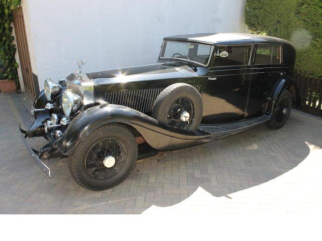 1935 Rolls Royce Phantom II
