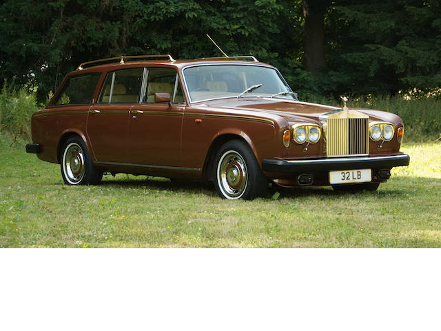 1980 Rolls Royce Silver Shadow Shooting Brake