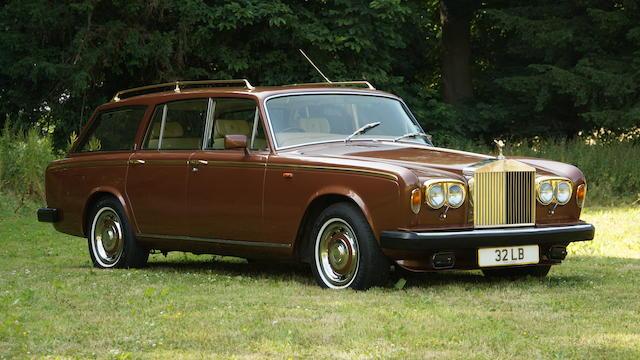 1980 Rolls Royce Silver Shadow Shooting Brake