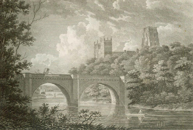 WALKER (JOHN, engraver) The Itinerant: A Select Collection of Interesting and Picturesque Views in Great Britain and Ireland, 1799