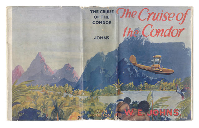 JOHNS (W.E.) The Cruise of the Condor