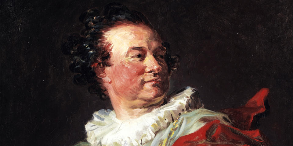 Jean-Honoré Fragonard, The Portrait of François-Henri d'Harcourt sells for £17,106,500