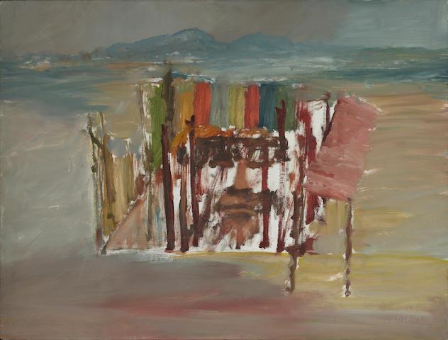 Sidney Nolan (1917-1992) Kelly 1962
