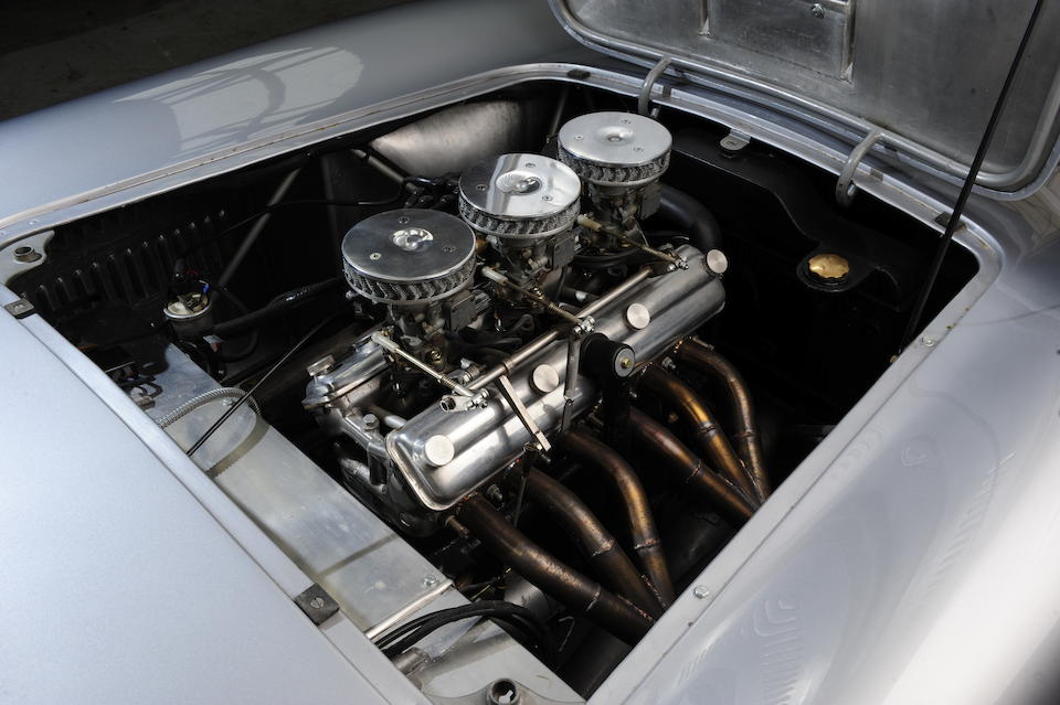 1935 BMW 'Veritas' Two-Seater Sports  Chassis no. 64072 Engine no. 64072