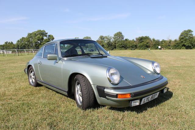 1975 Porsche 911 2.7 LUX