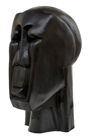 Dumile Feni-Mhlaba (Zwelidumile Mxgazi) (South African, 1942-1991) Applause 61 cm (24 in) high