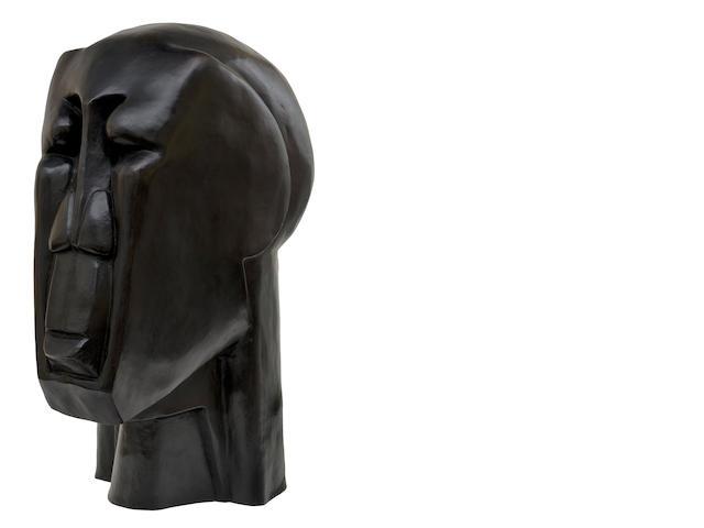 Dumile Feni-Mhlaba (Zwelidumile Mxgazi) (South African, 1942-1991) Applause 61 cm (24 in) high