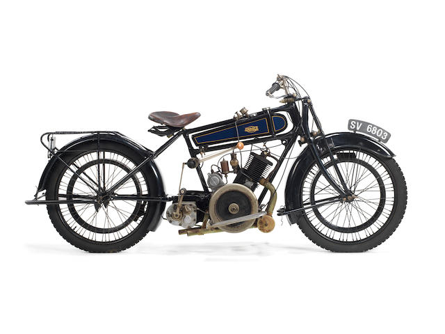 1923 Dunelt 499cc Frame no. S62 Engine no. M1236