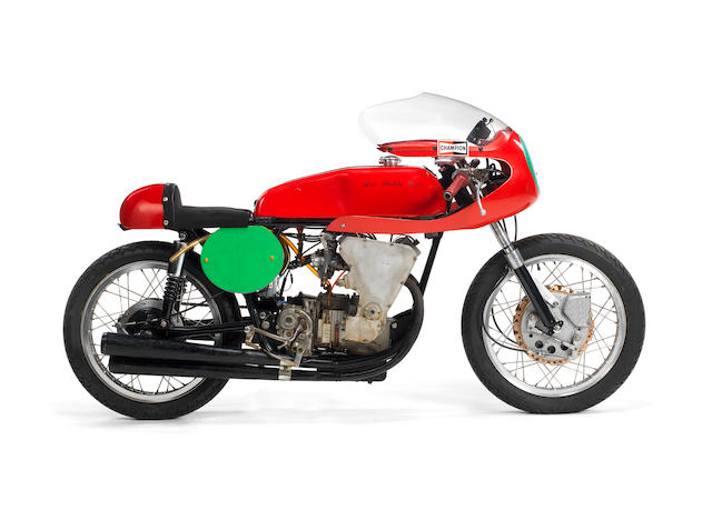 1967 Phillips 249cc 'Mk1' Four-cylinder Racing Motorcycle Frame no. RTP1967