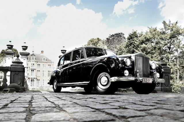 Original left hand-drive,1960 Rolls-Royce Phantom V Limousine  Chassis no. 5LAT66 Engine no. PV83A