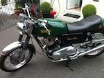 1975 Norton 829cc Commando 'Fastback' Frame no. 111554 Engine no. 111554