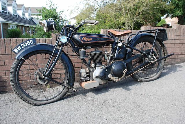 1926 Raleigh 22