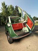 1959 BMW Isetta Microcar  Chassis no. 455502
