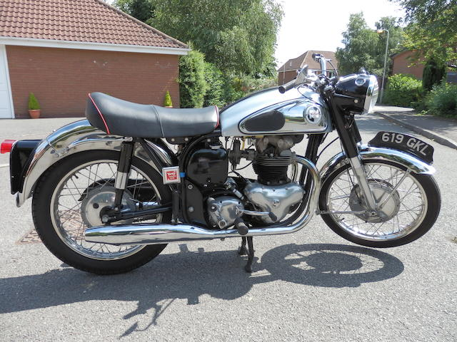 1959 Norton Dominator '88'