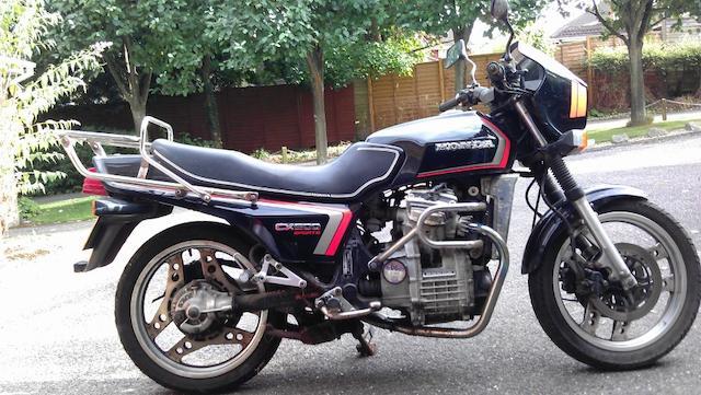 1982 Honda CX500E