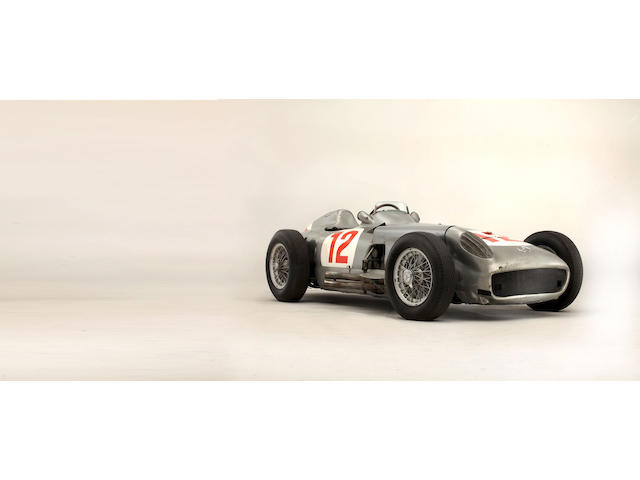 The Ex-Juan Manuel Fangio, 1954 Mercedes-Benz W196R Formula 1 Racing Single Seater