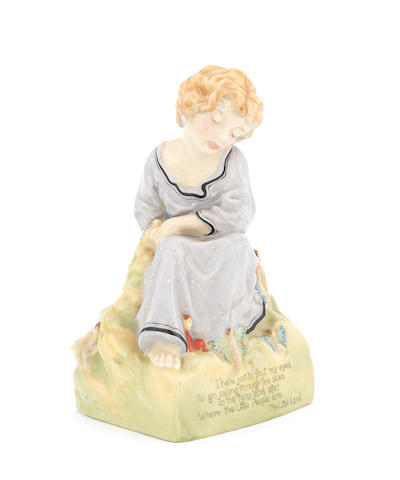Doulton Burslem 'The Little Land' HN67, 1916-36