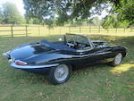 1967 Jaguar E-Type 'Series 1½' 4.2-Litre Roadster  Chassis no. 1E15321 Engine no. 7E13011-9