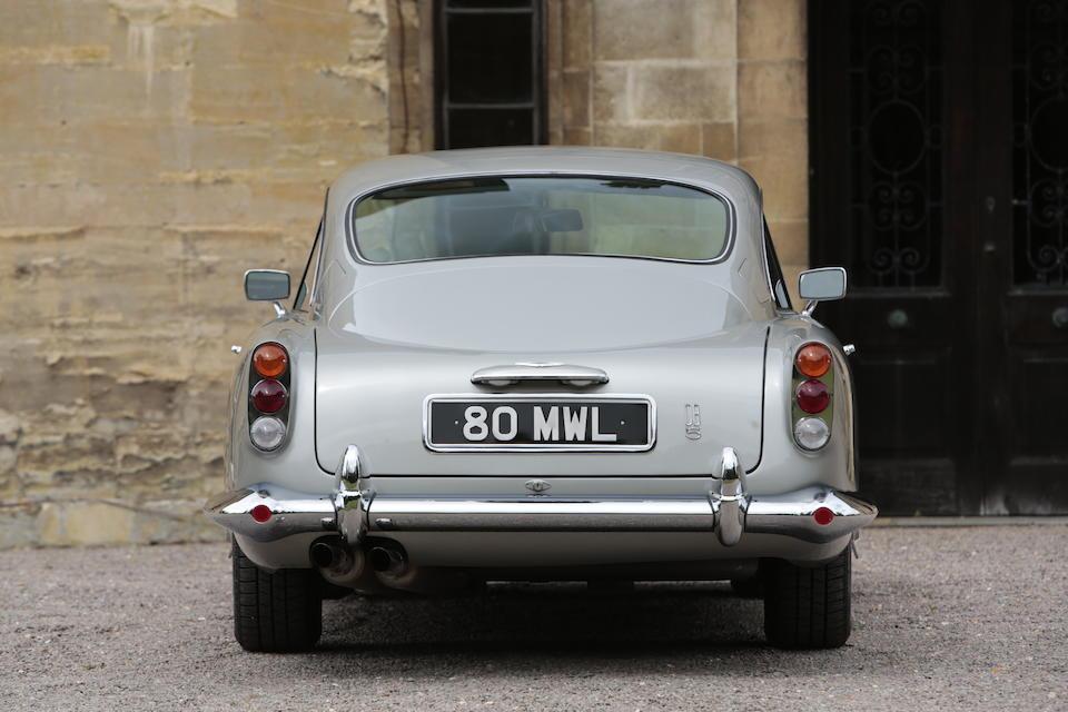 1964 Aston Martin DB5 Sports Saloon  Chassis no. DB5/1616/R Engine no. 400/6112