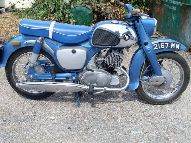 1961 Honda C92