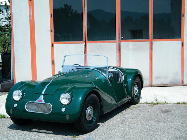 1953 Connaught L3 1.8-litre Sports  Chassis no. L3 7120 Engine no. S8587