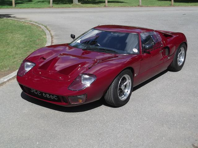 1992 Ford GT 40 Recreation Mark I