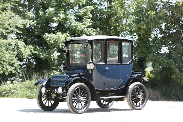 1916 Rauch & Lang Model BX6 Electric Brougham  Chassis no. 60441