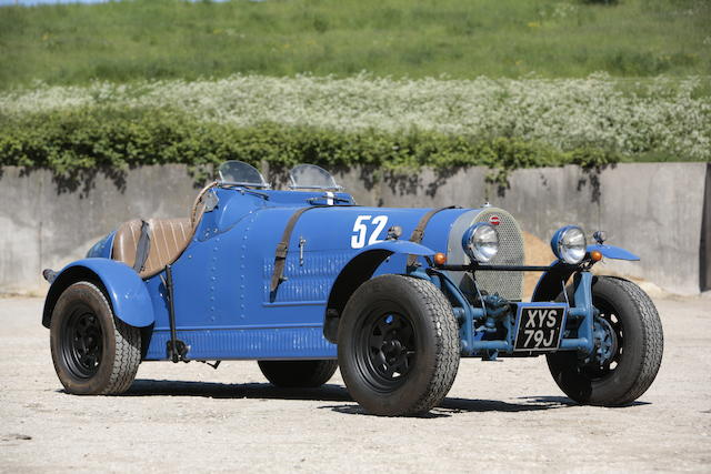 1970 Bugatti Type 35 Replica  Chassis no. 1112231301 Engine no. AS123898X