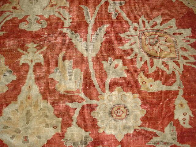 A Ziegler carpet, West Persia, circa 1890, 450cm x 436cm