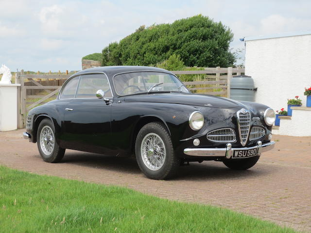 1953 Alfa Romeo 1900C 1st Series Sprint Coupé  Chassis no. 1900C 01583 Engine no. AR 00204 00913
