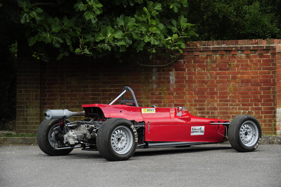 1977 Merlyn Mk30 Formula Ford 1600 Single-Seater  Chassis no. 532-FF-77  30