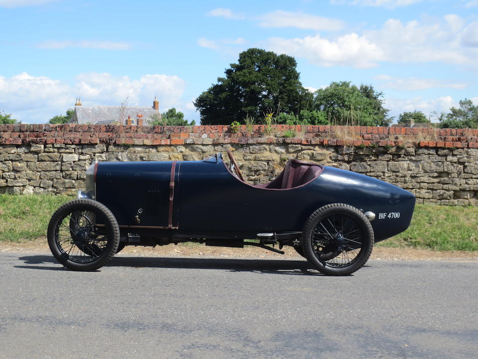 1926 Amilcar Type CS Sports  Chassis no. 20724 Engine no. 20661