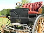 c.1908 Chicago Motor Buggy 14hp Type 112 High Wheeler  Chassis no. 470A Engine no. 470A