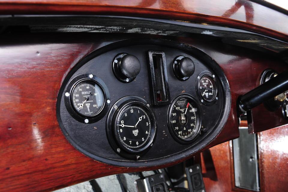 1932 Bentley 4-Litre Saloon  Chassis no. VA 4085 Engine no. VA 4093