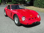 A superb scratch-built Ferrari 250 GTO child's car,