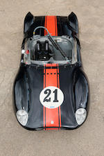 1959 Cooper Monaco T49 Mk1 Sports-Racing Two-Seater  Chassis no. 002