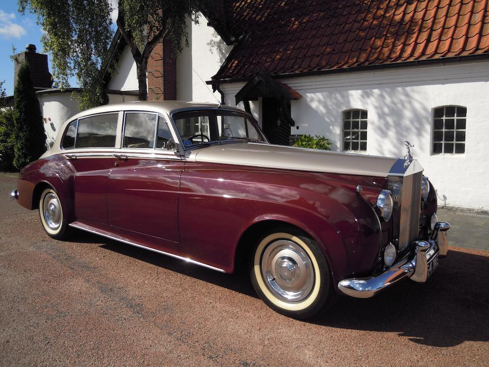 1960 Rolls-Royce Silver Cloud II Long-Wheelbase Saloon  Chassis no. LCA30 Engine no. LLA29A