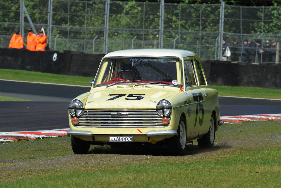 1965 Austin A40 Competition Saloon  Chassis no. A.A259-125505