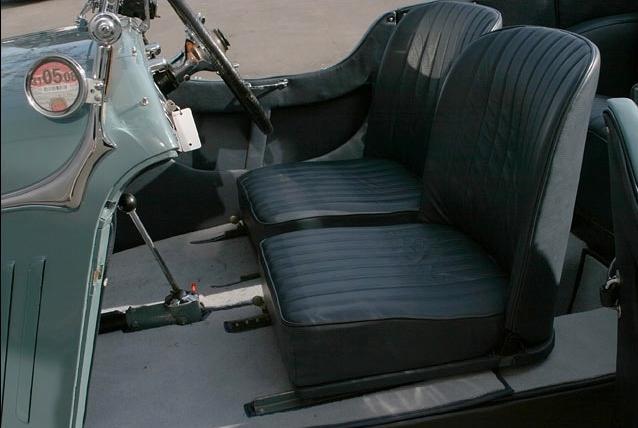 1934 Singer 1½-Litre Tourer  Chassis no. 2110