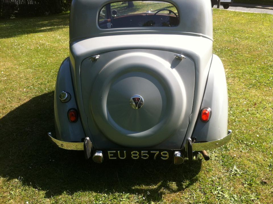 1947 Rover Sixteen Sports Saloon  Chassis no. 7430239 Engine no. to be advised (see text)